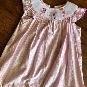 Other - Stellybelly Smocked Dress, ballerina, 3t